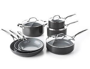 10 Best Ceramic Cookware Reviews 2018