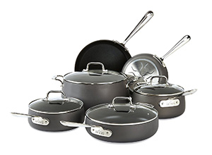 'All-Clad HA1' from the web at 'http://www.allcookwarefind.com/images/non-stick/all-clad-ha1-300.jpg'