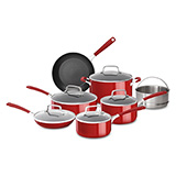 'KitchenAid KC2AS12ER Aluminum Nonstick' from the web at 'http://www.allcookwarefind.com/images/non-stick/kitchenaid-kc2as12er-aluminum-nonstick-160.jpg'